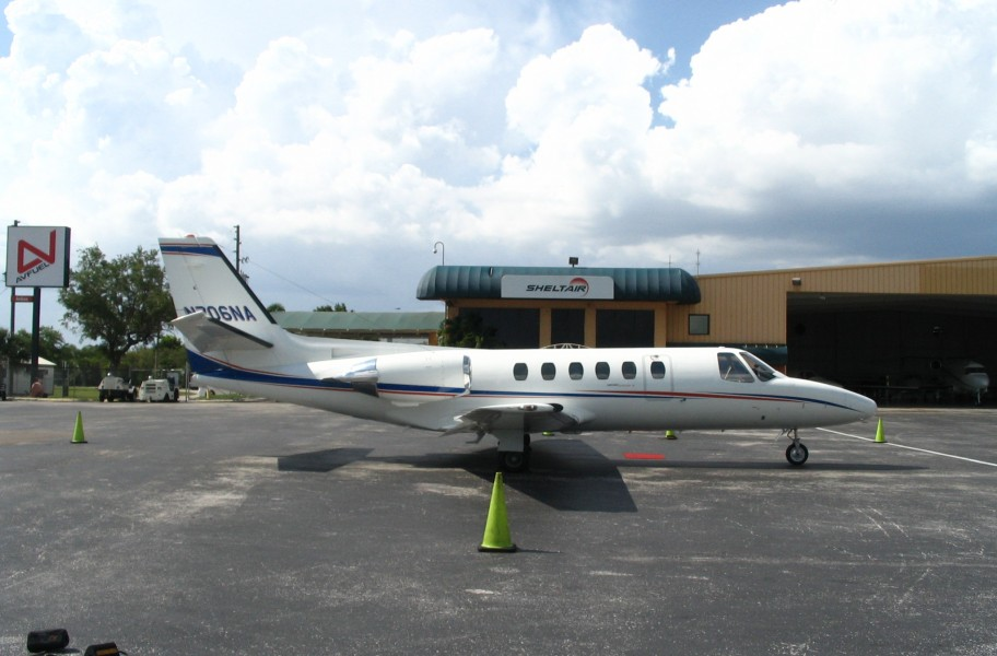 Cessna Citation II 550 N706NA